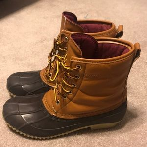 Rue21 Shoes   Fake Duck Boots And